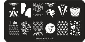 TIAN XIN-15