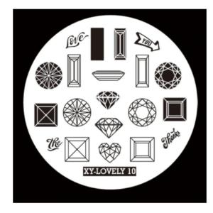 XY-Lovely 10