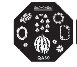 Стемпинг пластина qa-39