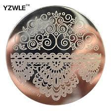 Стемпинг пластина YZWlE-11