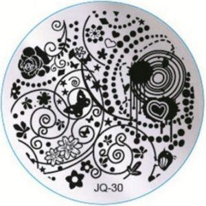 Стемпинг пластина JQ-30