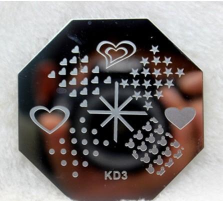 Стемпинг пластина KD3