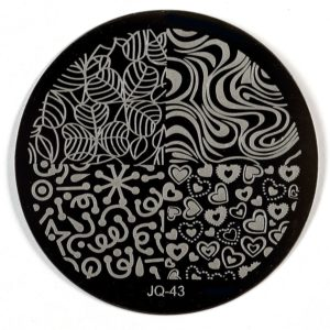 Стемпинг пластина jq-43