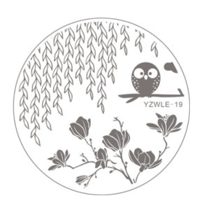 Стемпинг пластина Yzwle-19